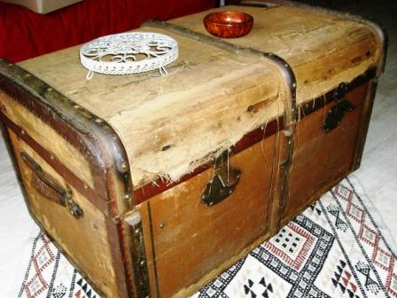 Ma malle de voyage #1 – Assainir le coffre