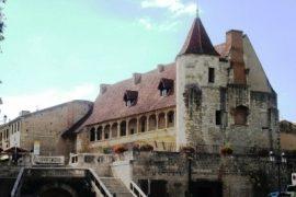 Château de Nérac, Dordogne