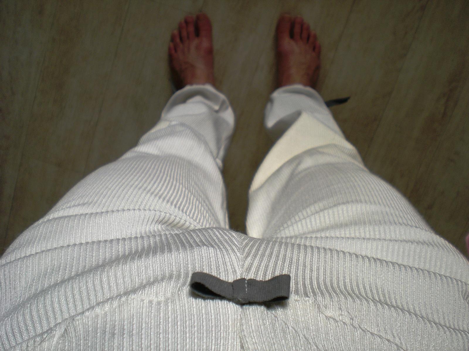 pyjama vue de la taille