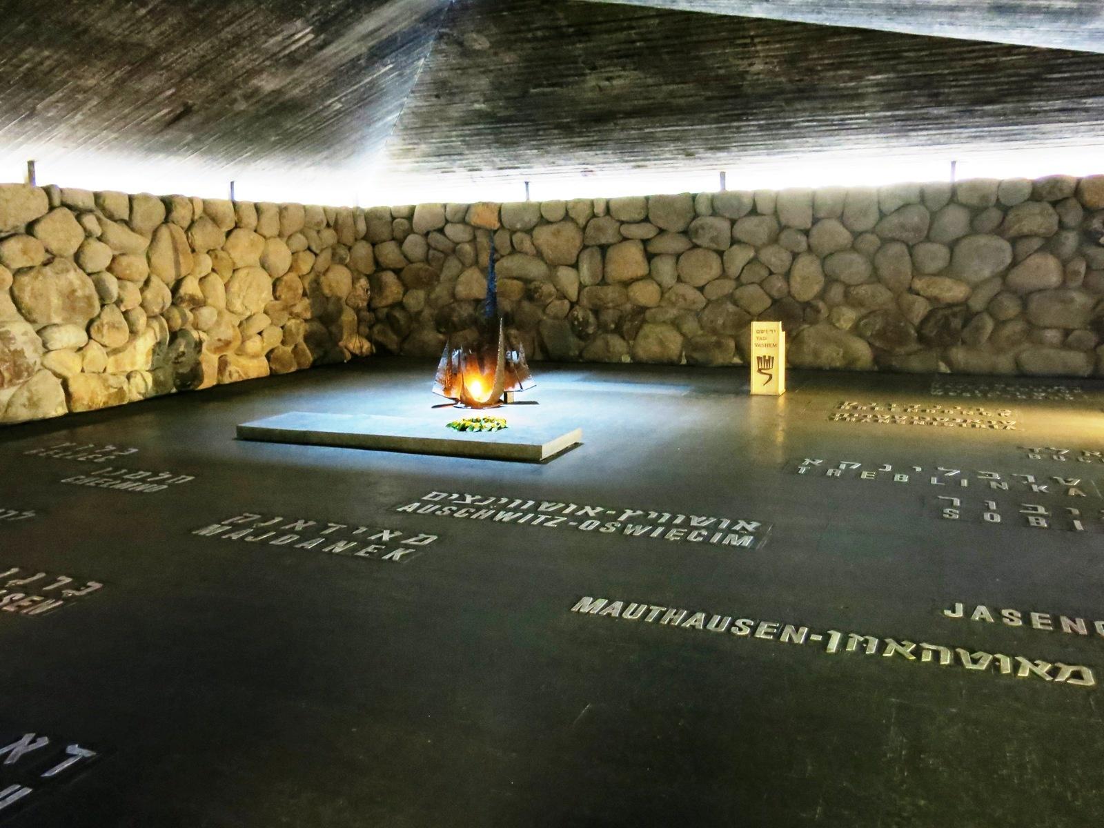 terre sainte israel monuments et lieux Hommage aux juifs