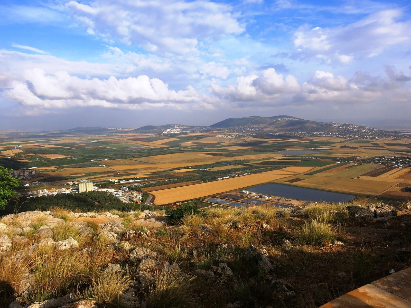 terre sainte israel monuments et lieux campagne