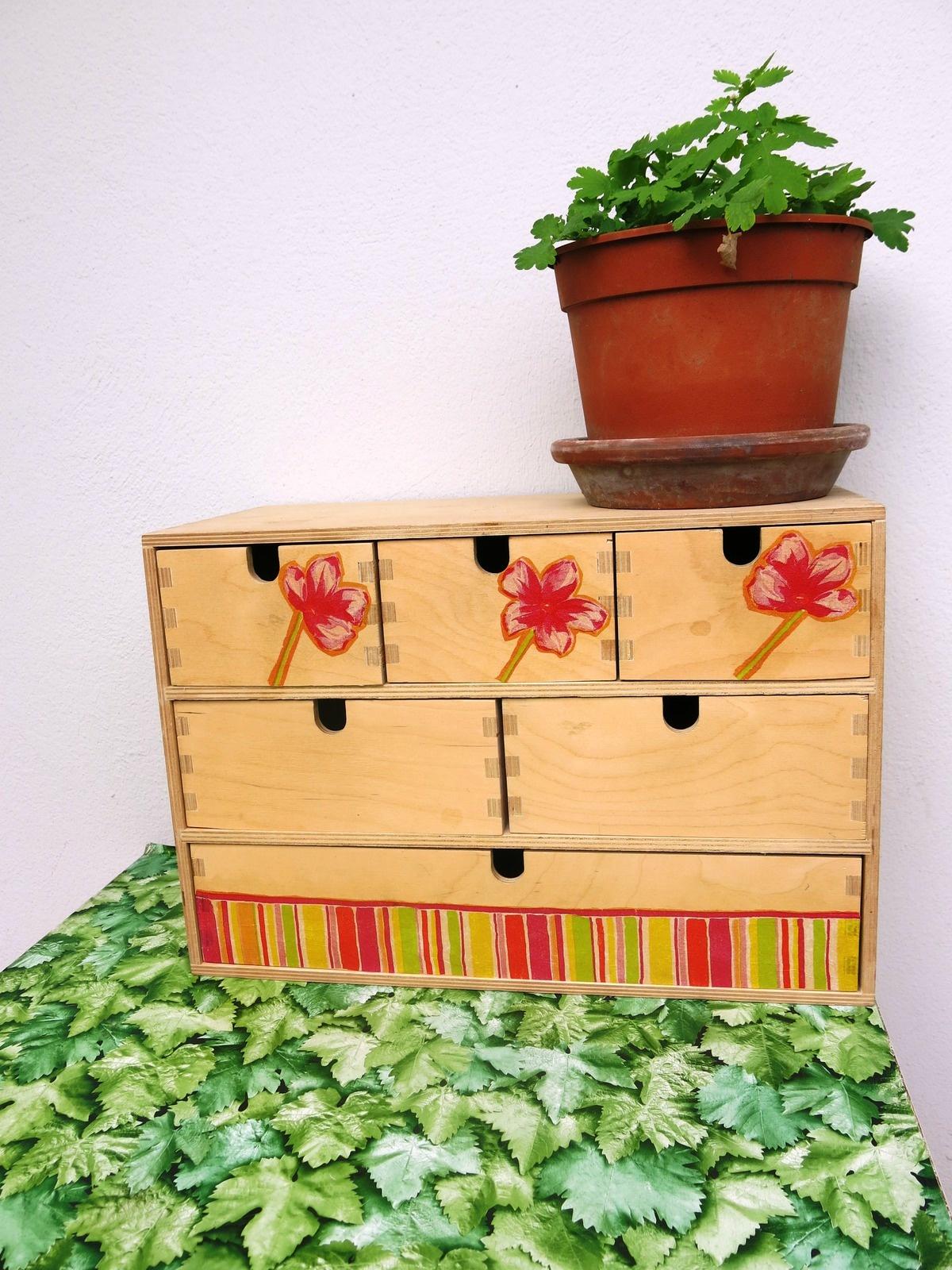 meuble en bois fa on zinc pimprelys blog diy r cup. Black Bedroom Furniture Sets. Home Design Ideas