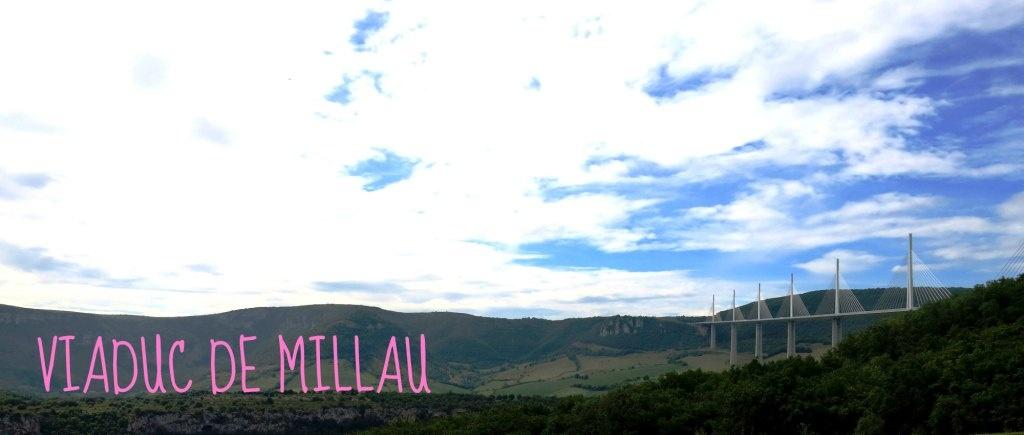 Été 2014 Le Viaduc de Millau