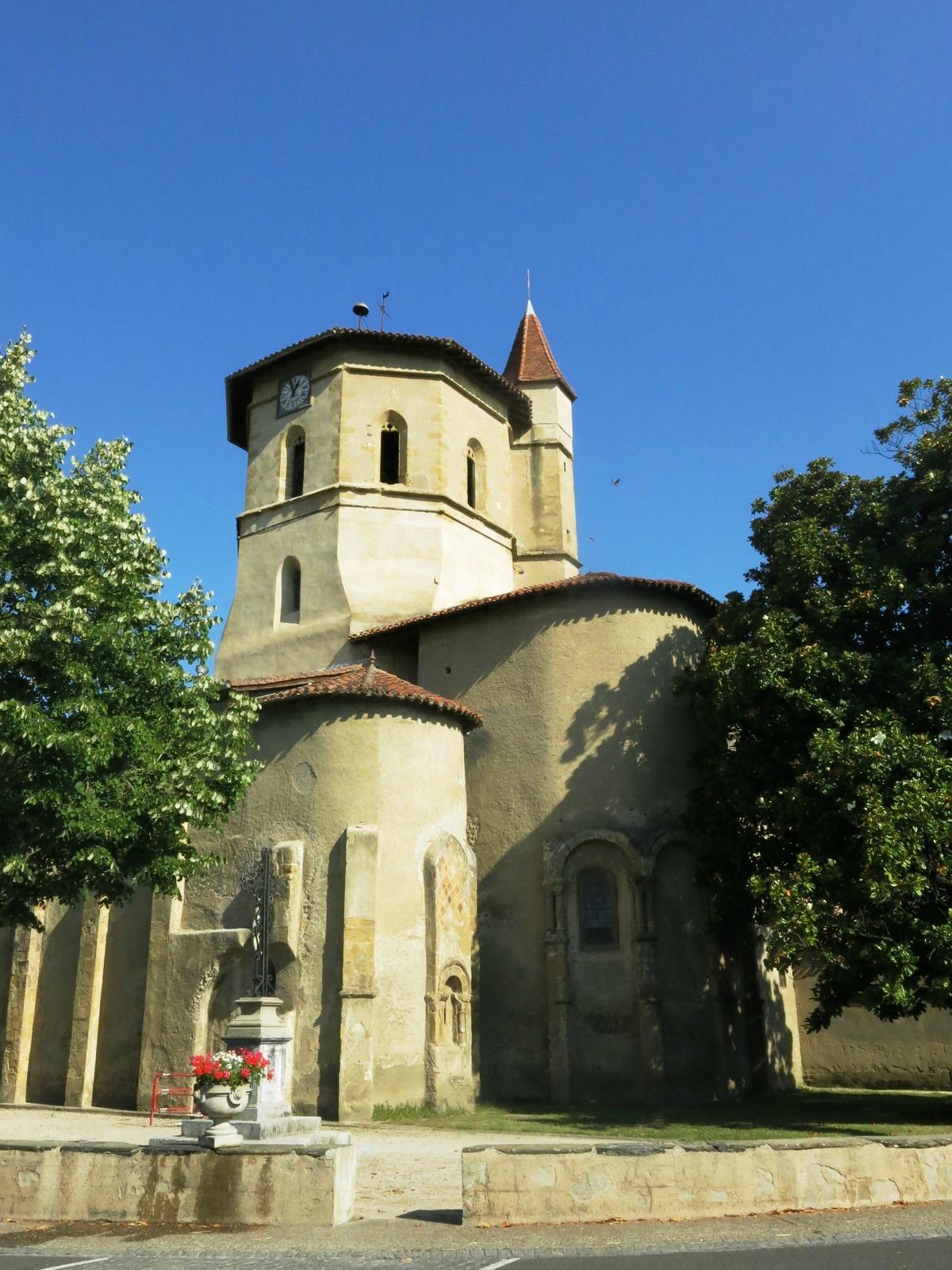 Eglise de Maubourguet
