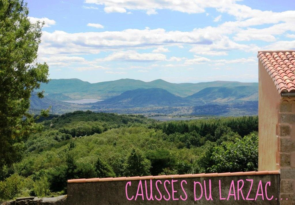Été 2014 Les Causses du Larzac