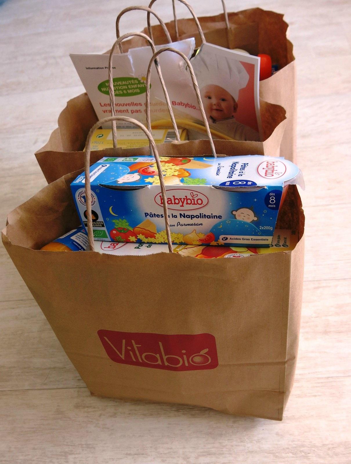 Cadeaux et produits babybio