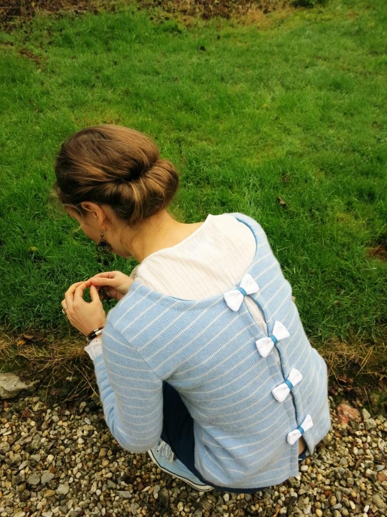 DIY : PULL MARIN A NOEUD-NOEUD