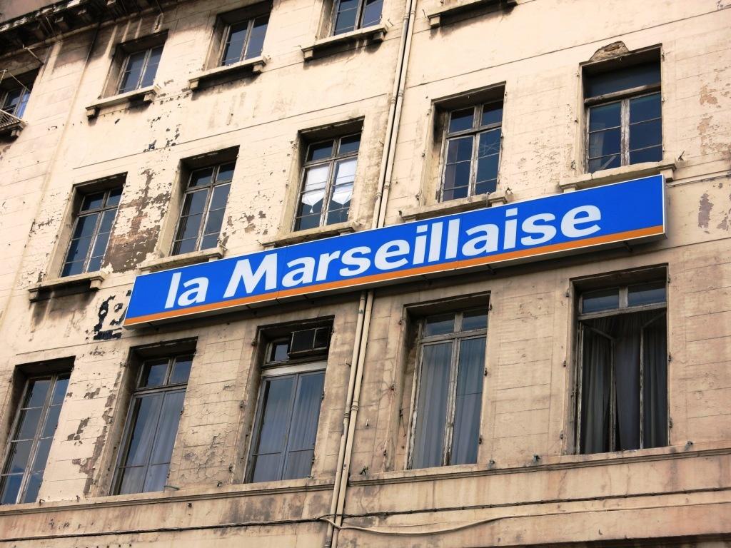 Le journal La Marseillaise