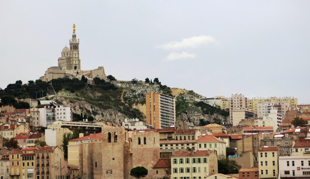 Ma visite de Marseille