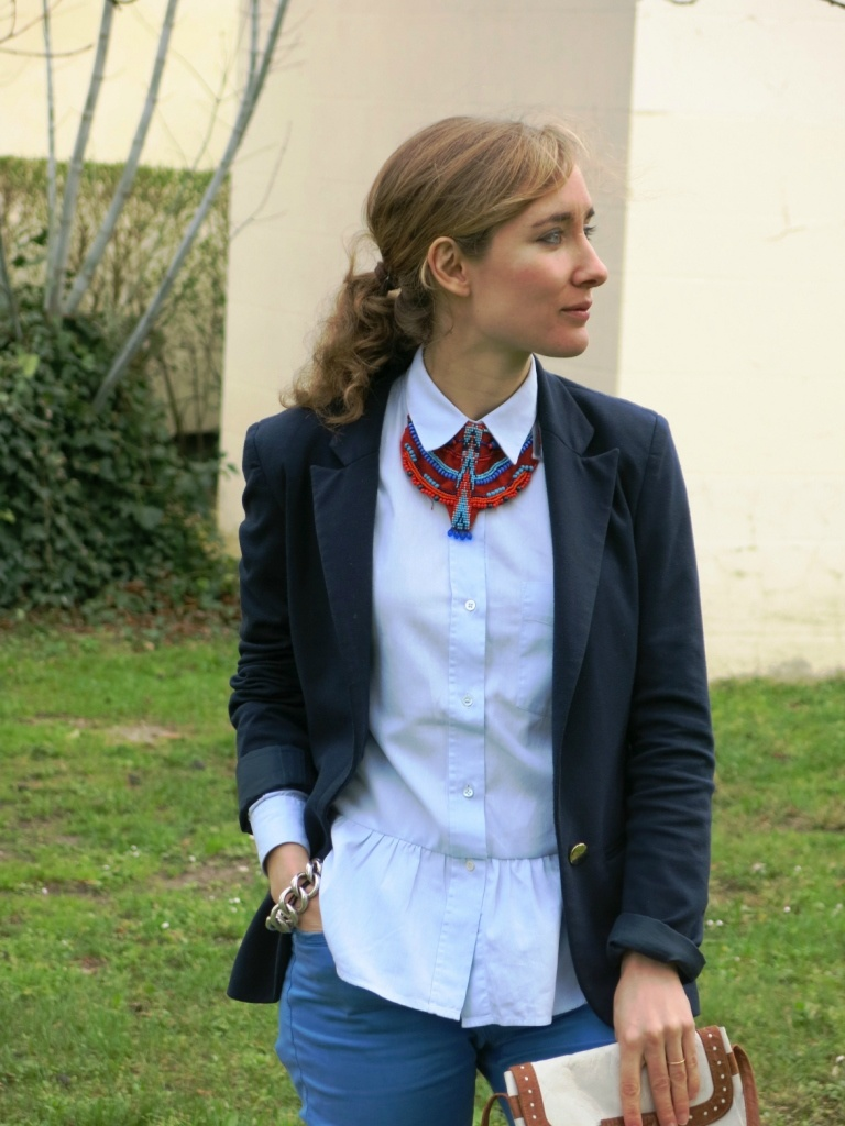 TUTO : MA chemise A BASQUE Pimprelys