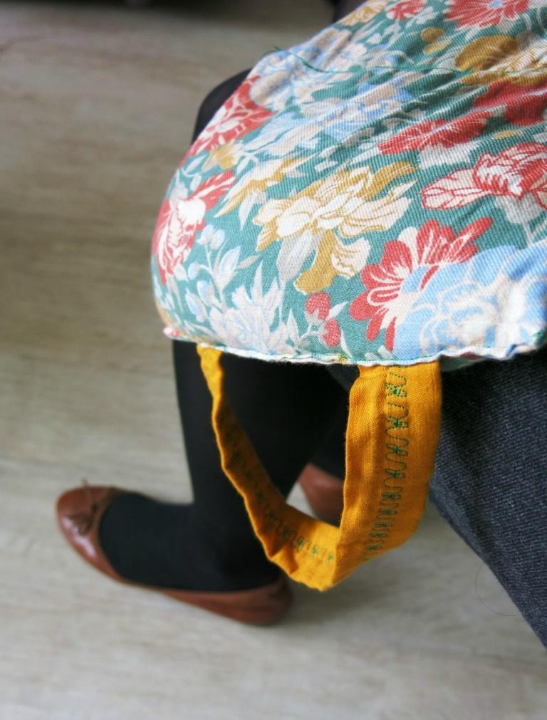 diy Bouillotte sèche pour douleurs du dos