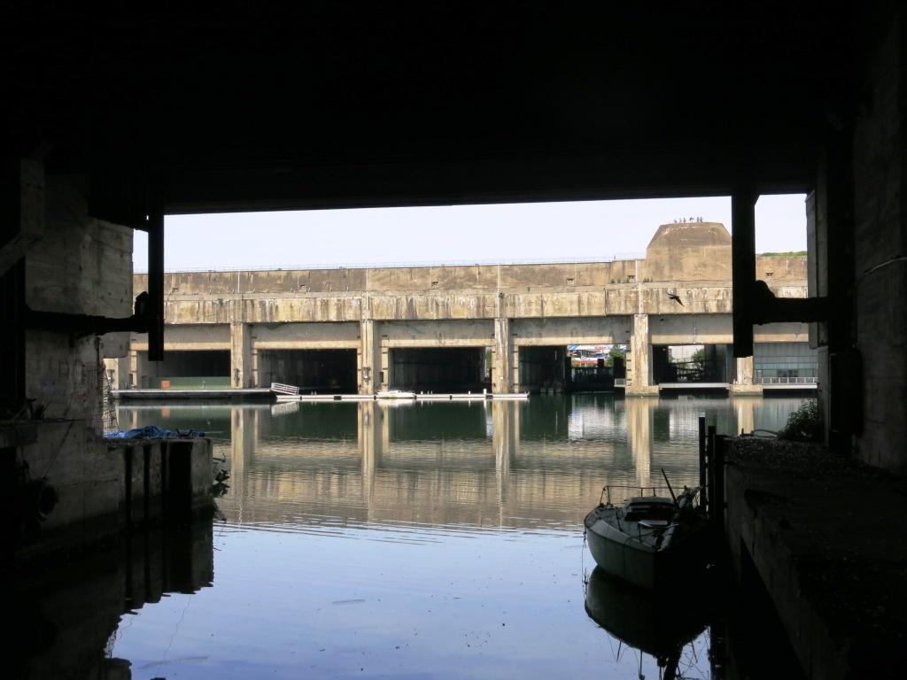 Base sous marine de Saint-Nazaire