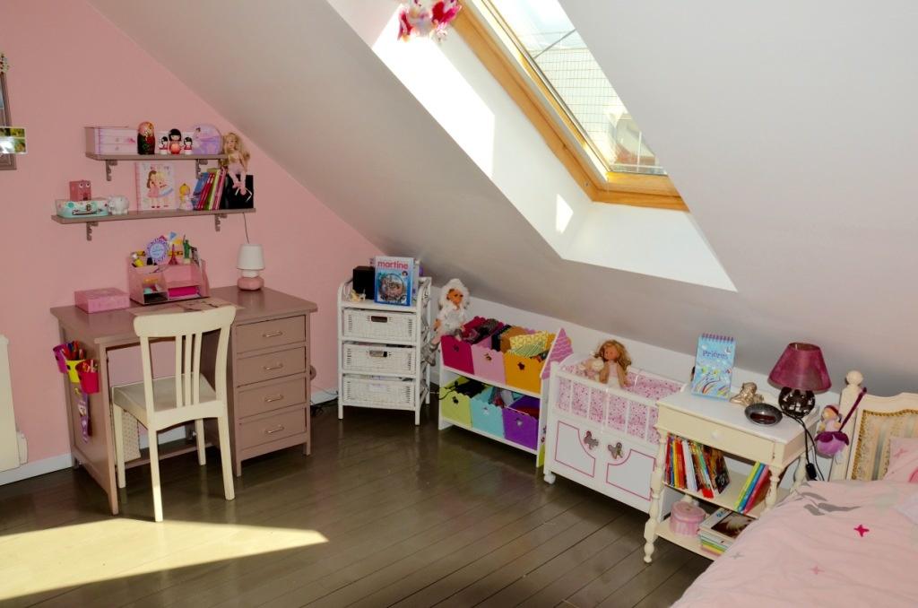 La chambre rose de Gabrielle