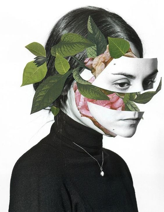 SELECTION PINTEREST #12 : mix media & collage