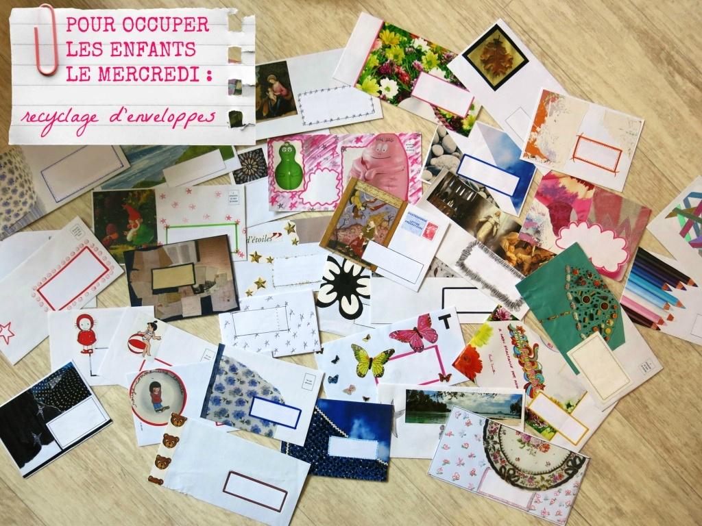 DIY : Recycler ses enveloppes