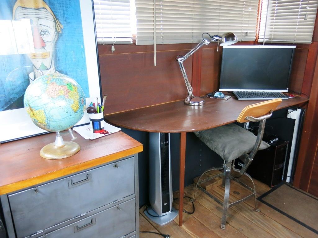 Le bureau du propriétaire