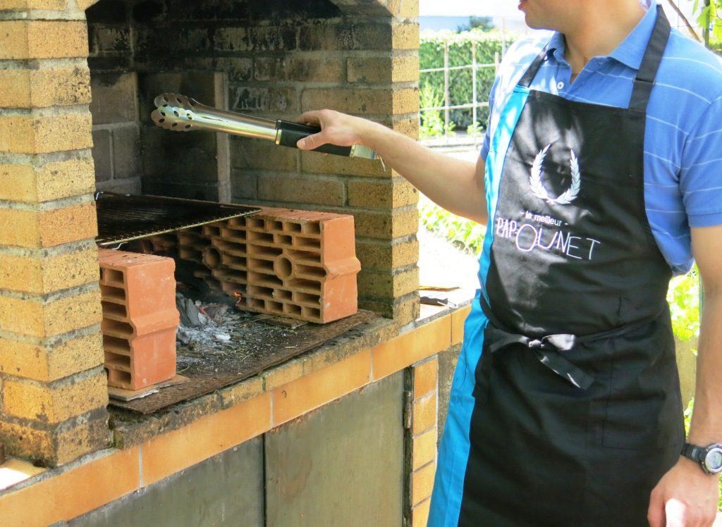 Tablier personnalisé le meilleur Papounet Tunetoo Pimprelys