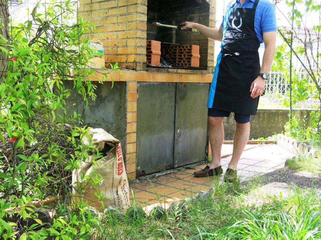 Barbecue maçonné sur Pimprelys