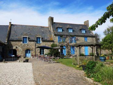 Façade Domaine des Mauriers Saint Malo
