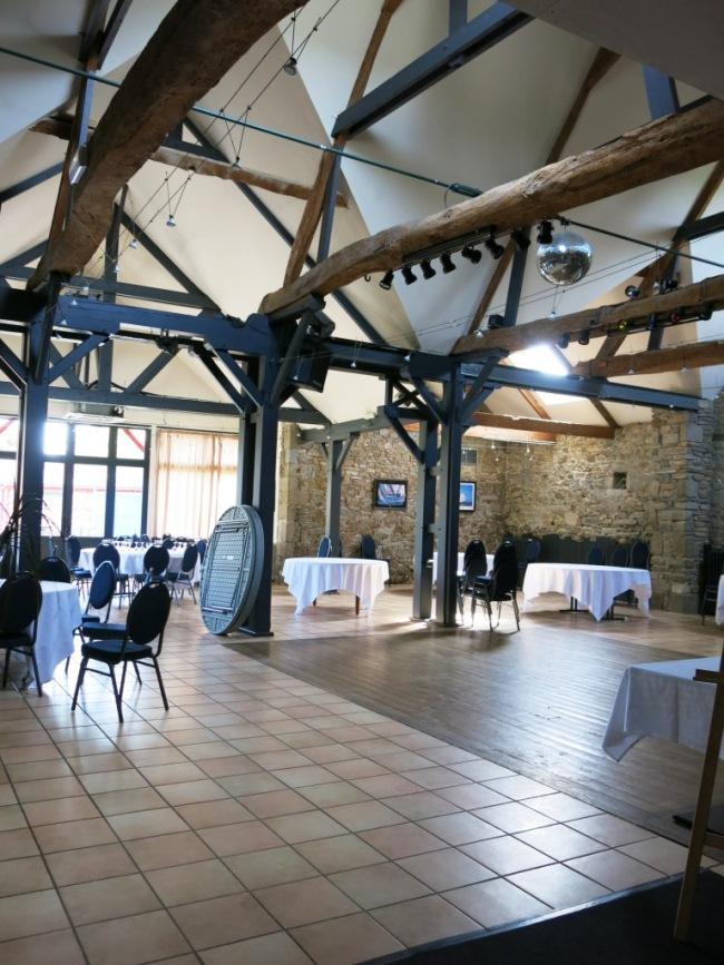 Salle de réception Mariage aux Mauriers