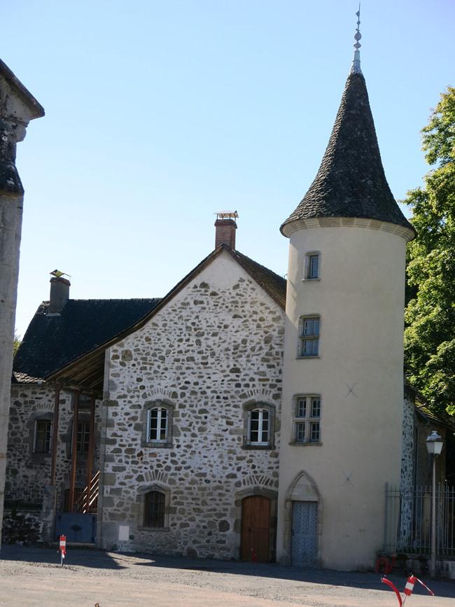 Château de Champagnac Cantal