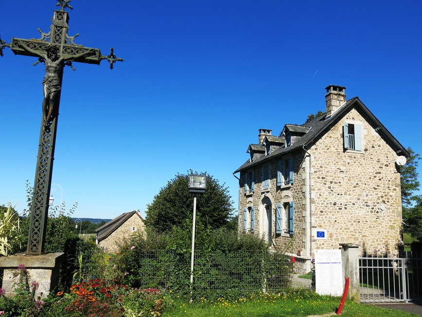 Presbytère de Champagnac Cantal