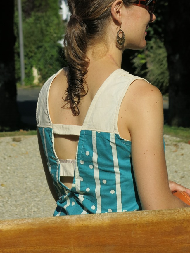 back is back vanessa pouzet modification dos