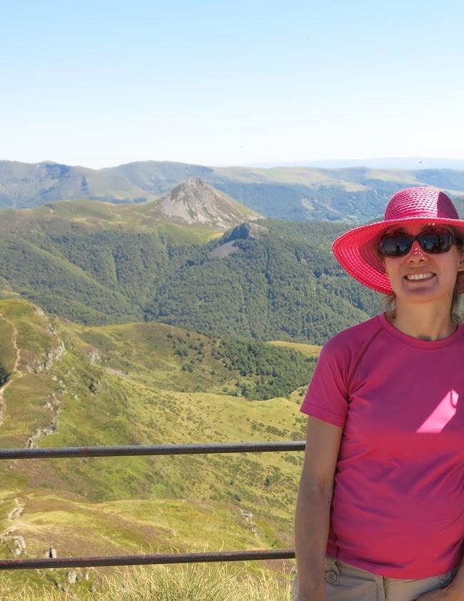 vacances dans le Cantal Puy Mary