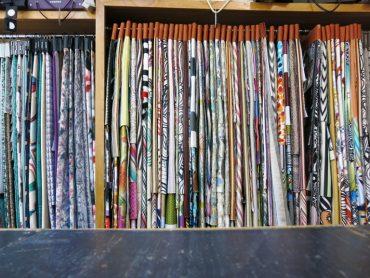 Collection de tissus
