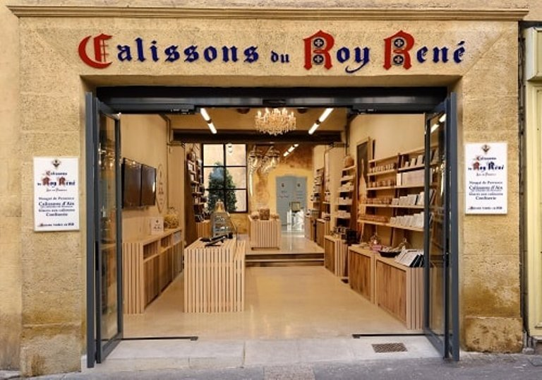 le-roy-rene-boutique- de-calisson-aix-en-provence