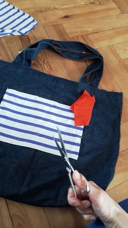 Customiser un tote-bag 6