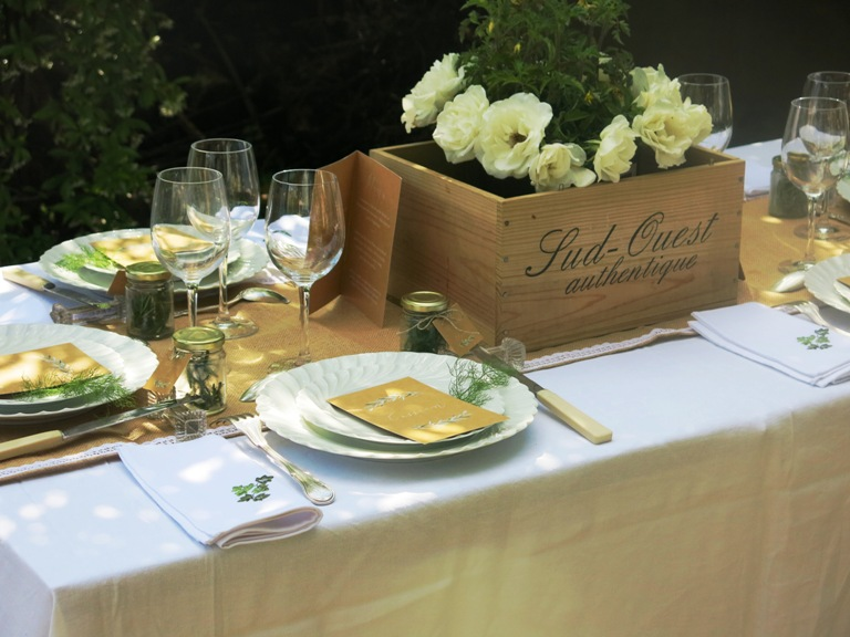 table de mariage pimprelys 10