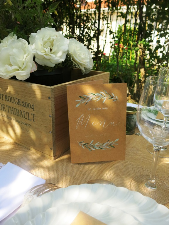 table de mariage pimprelys 2
