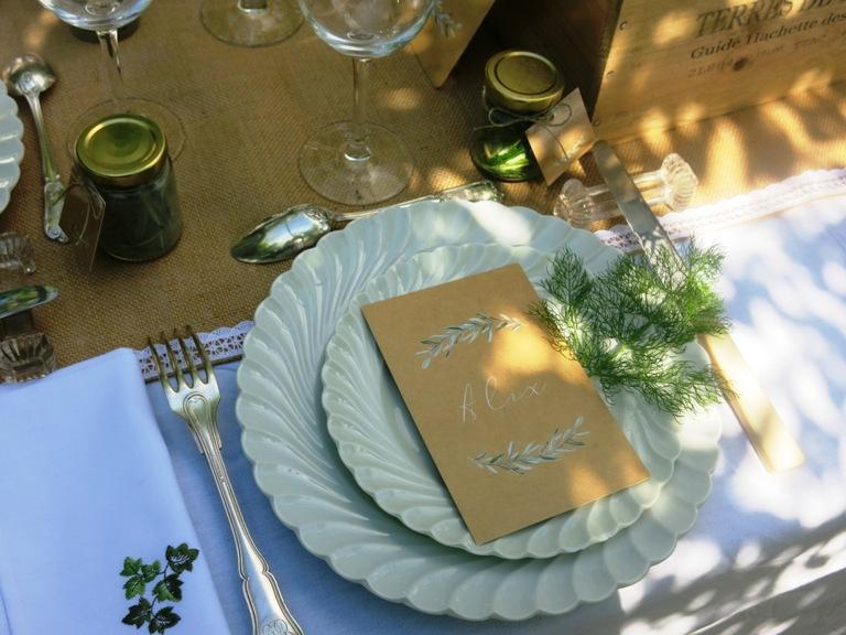 table de mariage pimprelys 3