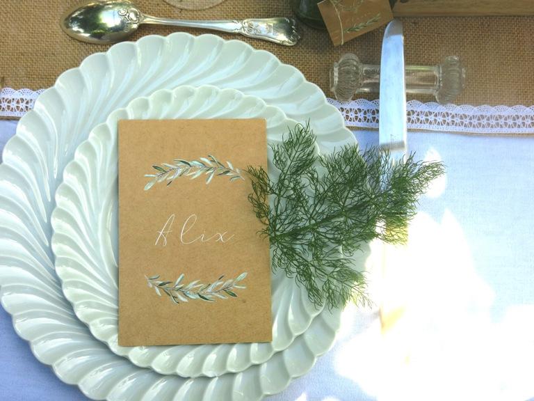 table de mariage pimprelys 4