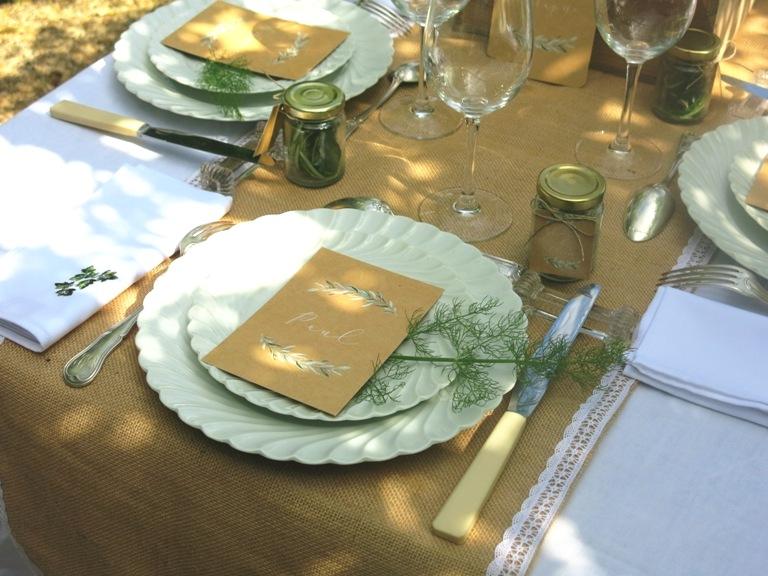 table de mariage pimprelys 7