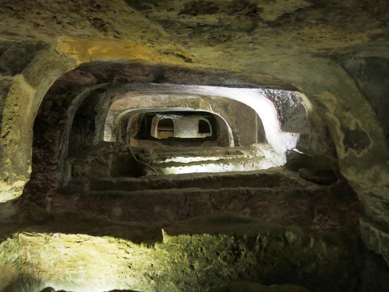 Catacombes Malte enceinte 2