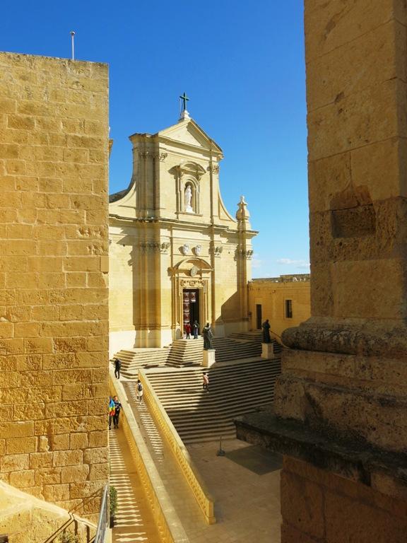 Gozo Malte enceinte 4