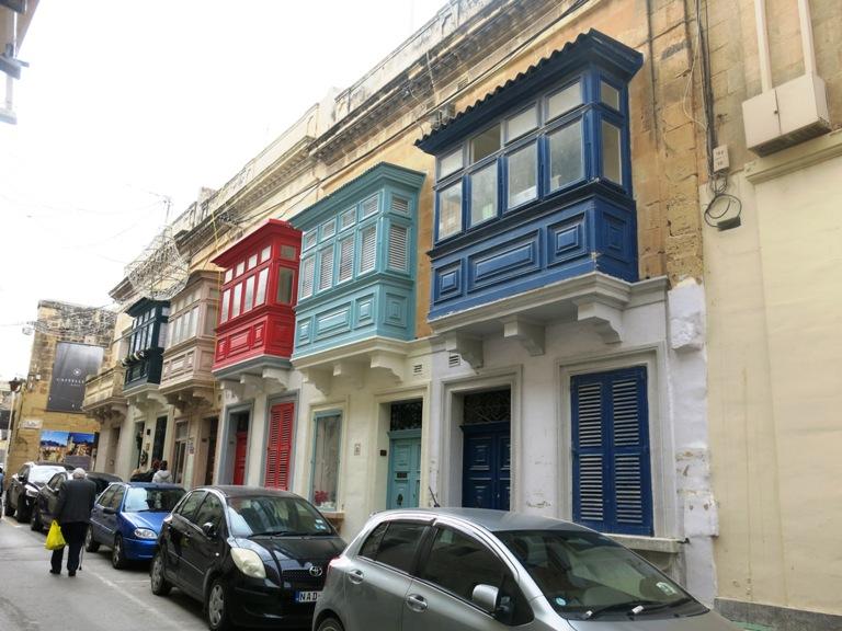 Rabat Malte enceinte 2