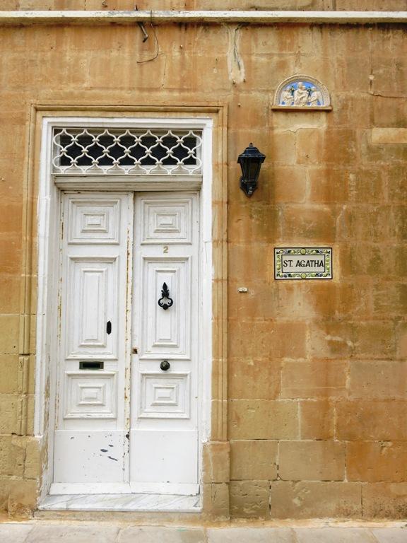 Rabat Malte enceinte