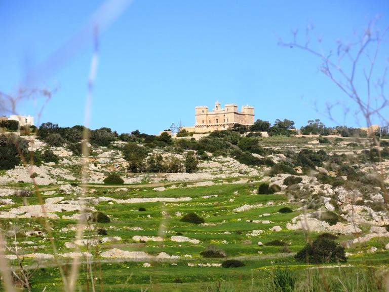 xemxija heritage trail Malte enceinte 4
