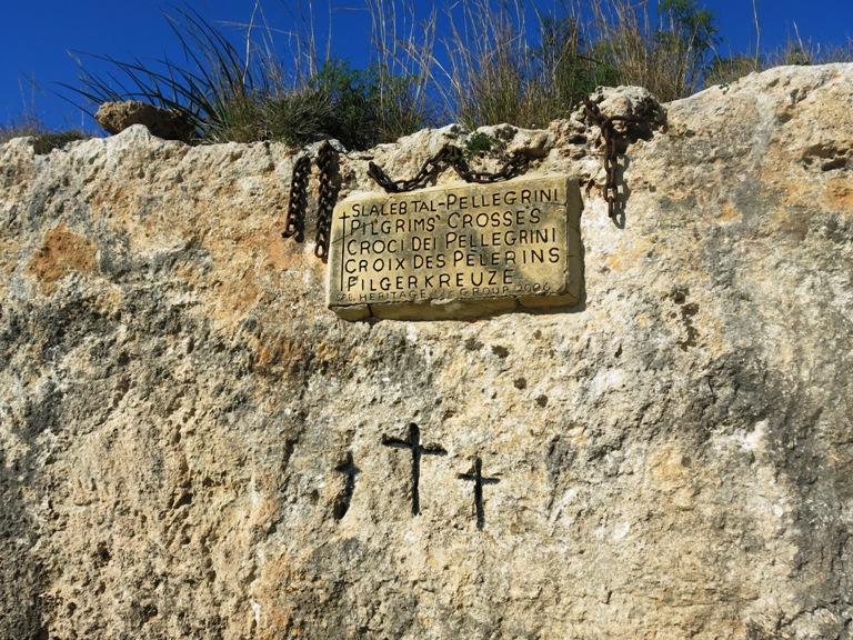 xemxija heritage trail Malte enceinte 5