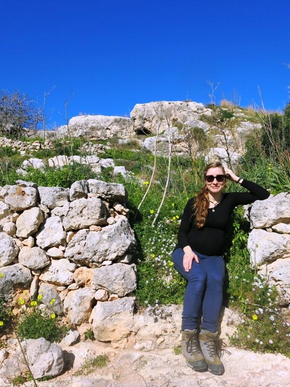 xemxija heritage trail Malte enceinte 6