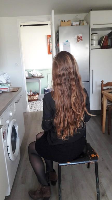 coupe de cheveux Pimprelys avant