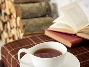 le thé au coin du feu
