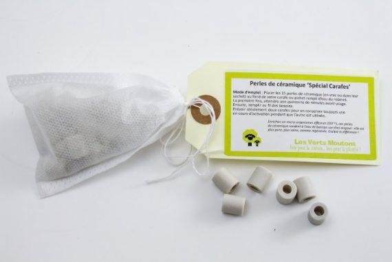 Perles de céramique pour filtrer l'eau