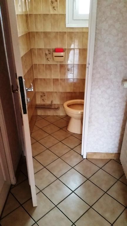 Toilette pimprelys avant travaux