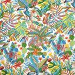 tissu exotique Mondial Tissus