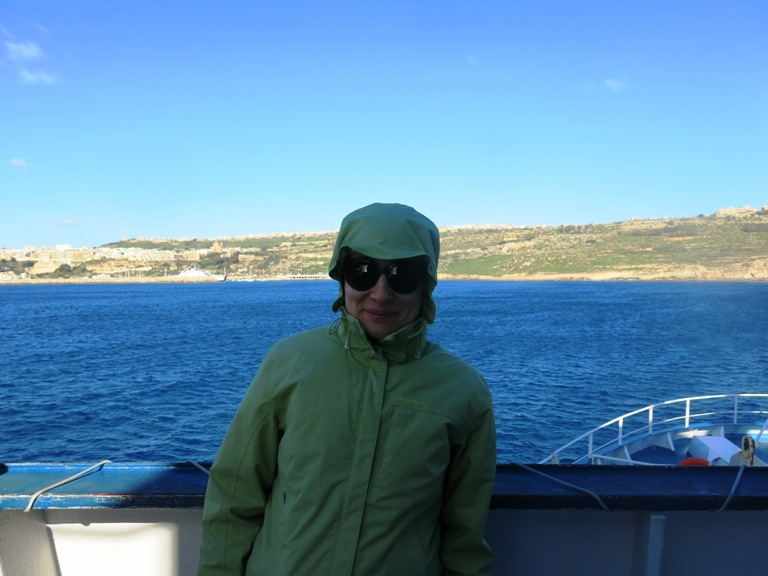 Gozo Malte enceinte 2